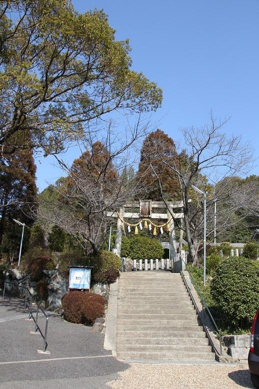 杜本神社 反正天皇が行宮された地【御朱印】