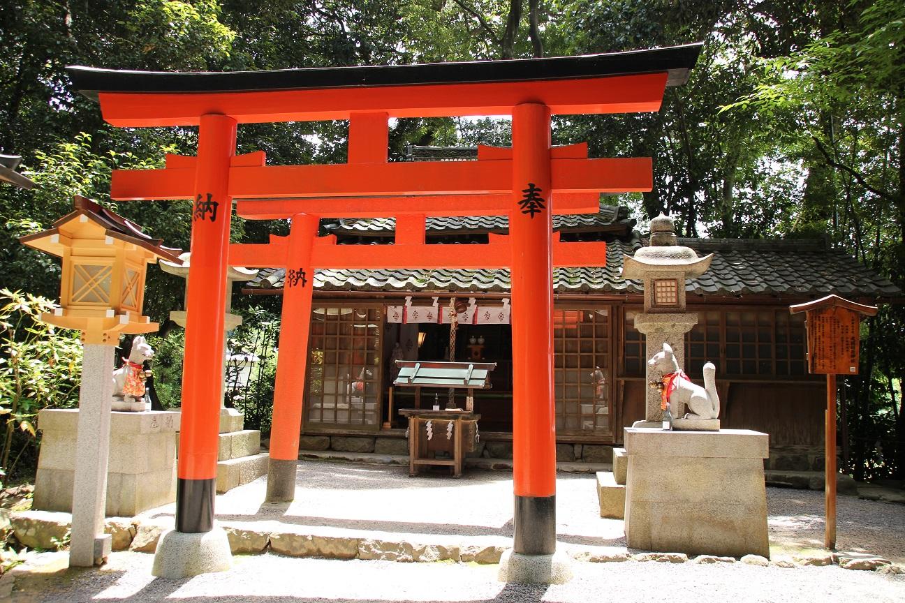 成願稲荷神社 霊験あらたかな稲荷の神様(奈良県桜井市)