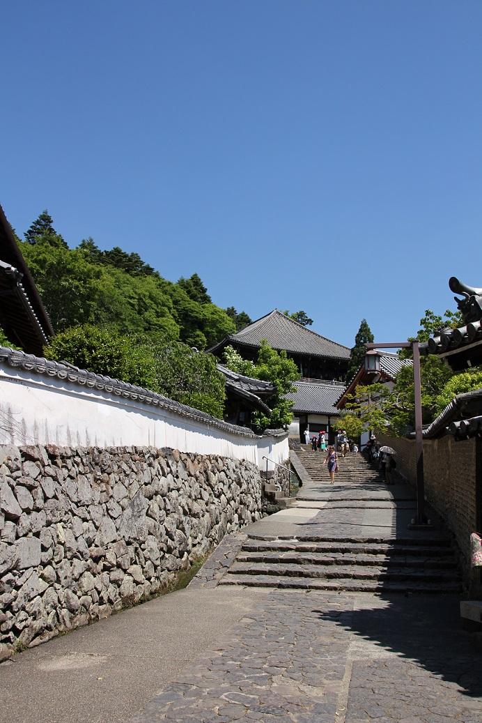 東大寺・大湯屋と念仏堂と俊乗堂 二月堂裏参道を歩いて【御朱印】
