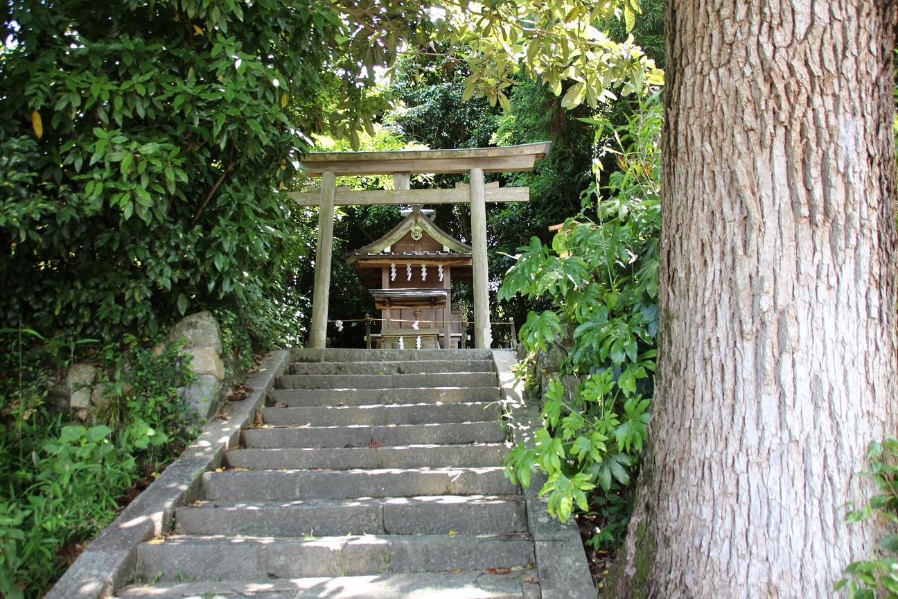 大行事社 三輪恵比須神社の元宮(奈良県桜井市)