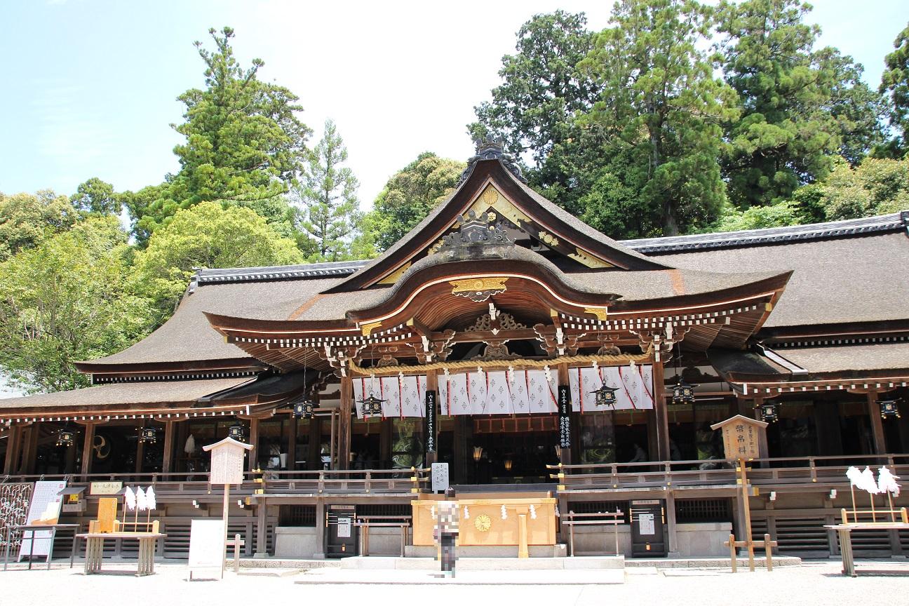 大神神社(奈良県) 日本屈指のパワースポット!!【御朱印】