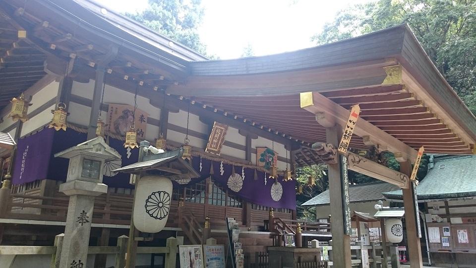 枚岡神社の御朱印 ご神気漂う元春日社は心癒されるパワースポット!