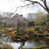 竹林院群芳園 豊臣秀吉が吉野山花見をした庭園【御朱印】