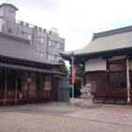 八尾天満宮と八尾戎神社【御朱印】