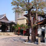 大覚寺 寺町に佇む尼崎最古の古刹【御朱印】