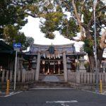 森河内八幡神社 勇壮な秋のだんじりまつり【御朱印】