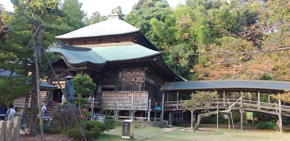 松尾寺(舞鶴市) 西国札所で唯一の馬頭観音菩薩【御朱印】