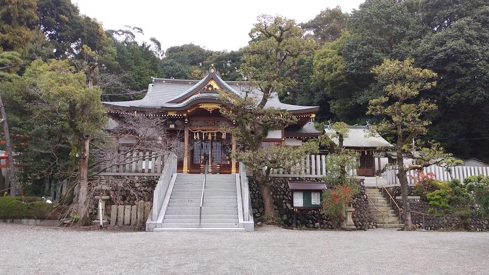 狭山神社(大阪) 狭山池の近くに鎮座する歴史ある式内大社【御朱印】