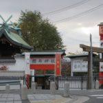 櫻井神社(尼崎) 嵐ファンの聖地・尼崎城跡に鎮座する学問・芸術の神様【御朱印】