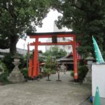 源九郎稲荷神社(大和郡山市)に伝わる義経伝説【御朱印】
