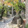 奈良豆比古神社(奈良市) 翁舞で有名な猿楽を発達させた神様と巨大なクスノキ【御朱印】