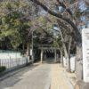 野々上八幡神社(羽曳野市) 八幡大菩薩を祀る古社
