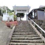 妙見寺(太子町) 蘇我馬子が創建した河内国最初の霊場