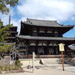 法隆寺(奈良県) 五重塔が美しい法隆寺は見どころがいっぱい!【御朱印】