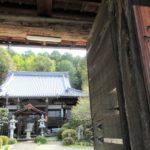 子嶋寺(奈良) 高取城二の門が残る子嶋曼荼羅のお寺